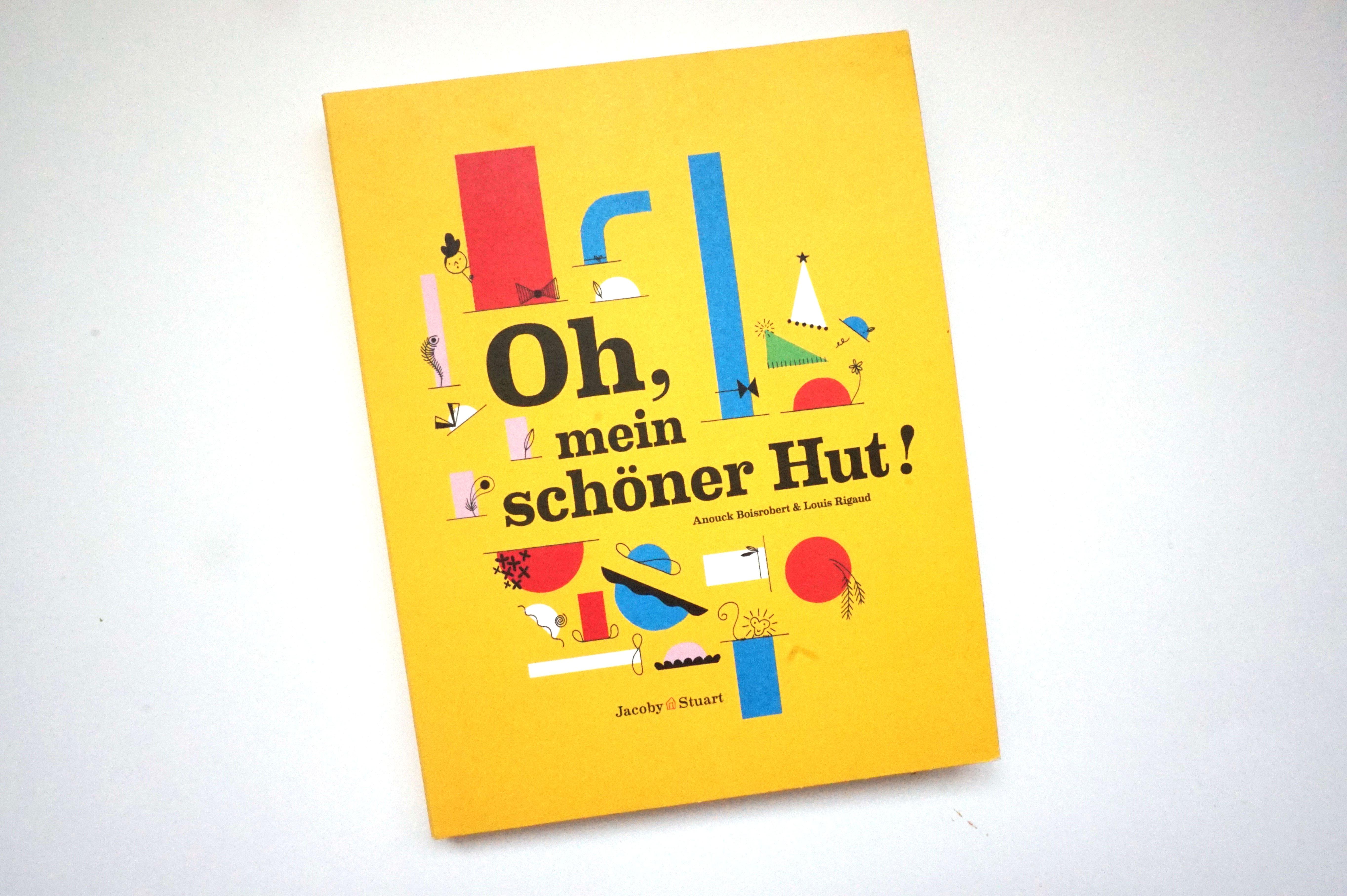 Oh, mein schöner Hut Book Cover