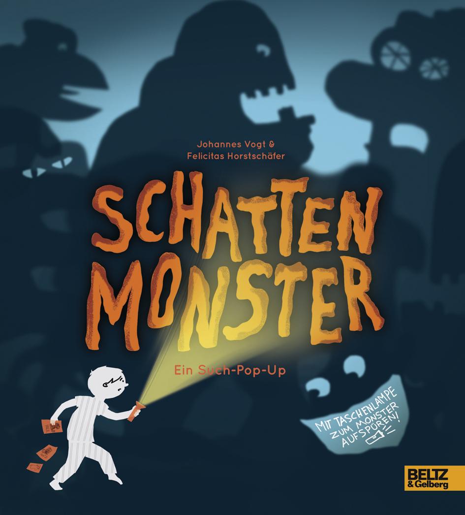 Schattenmonster Book Cover