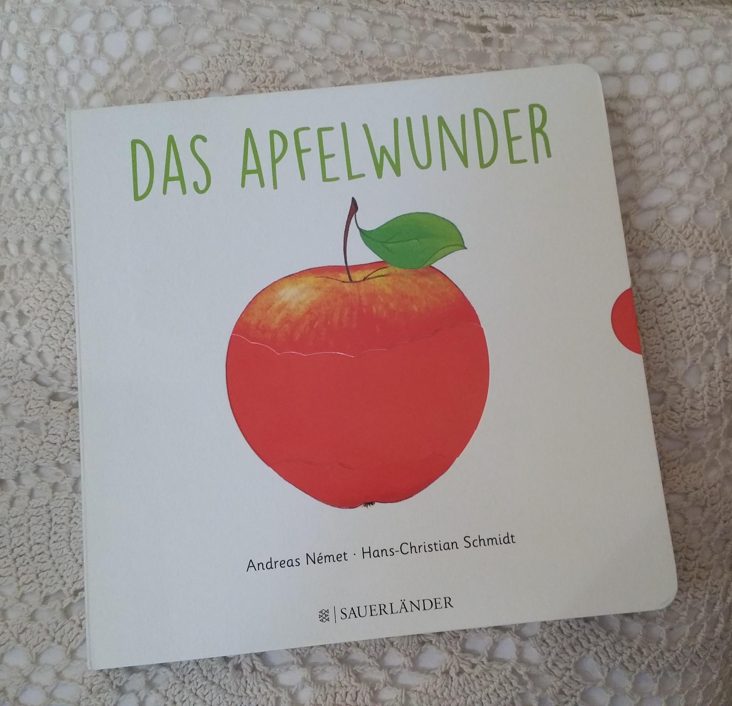 Das Apfelwunder Book Cover