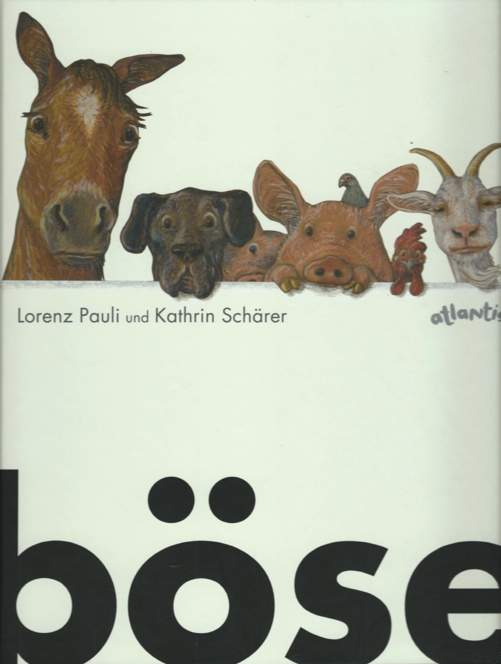böse Book Cover