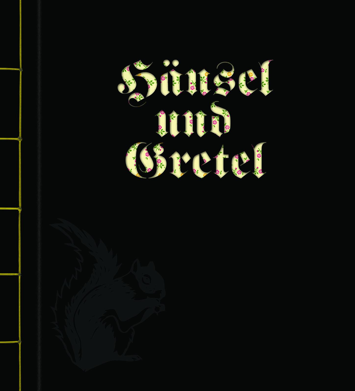 Hänsel und Gretel Book Cover
