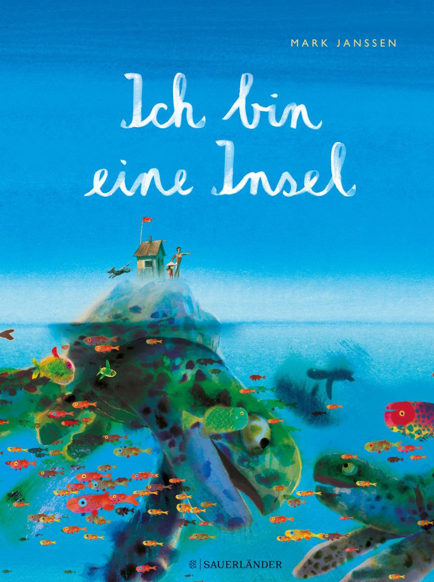 Ich bin eine Insel Book Cover