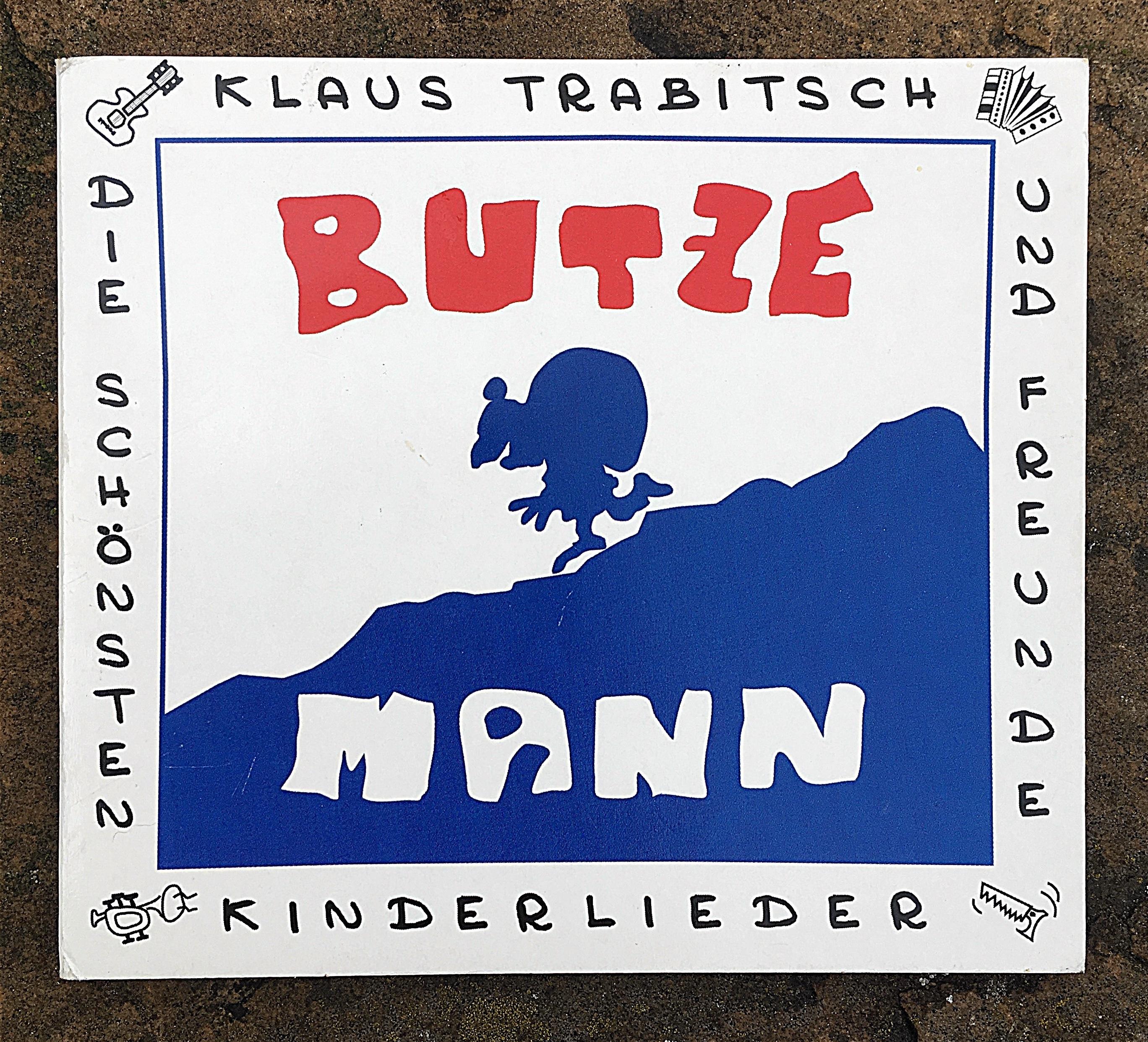 Butzemann - Die schönsten Kinderlieder Book Cover