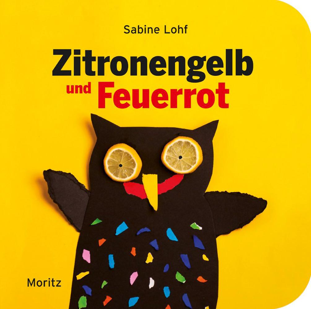 Zitronengelb und Feuerrot Book Cover