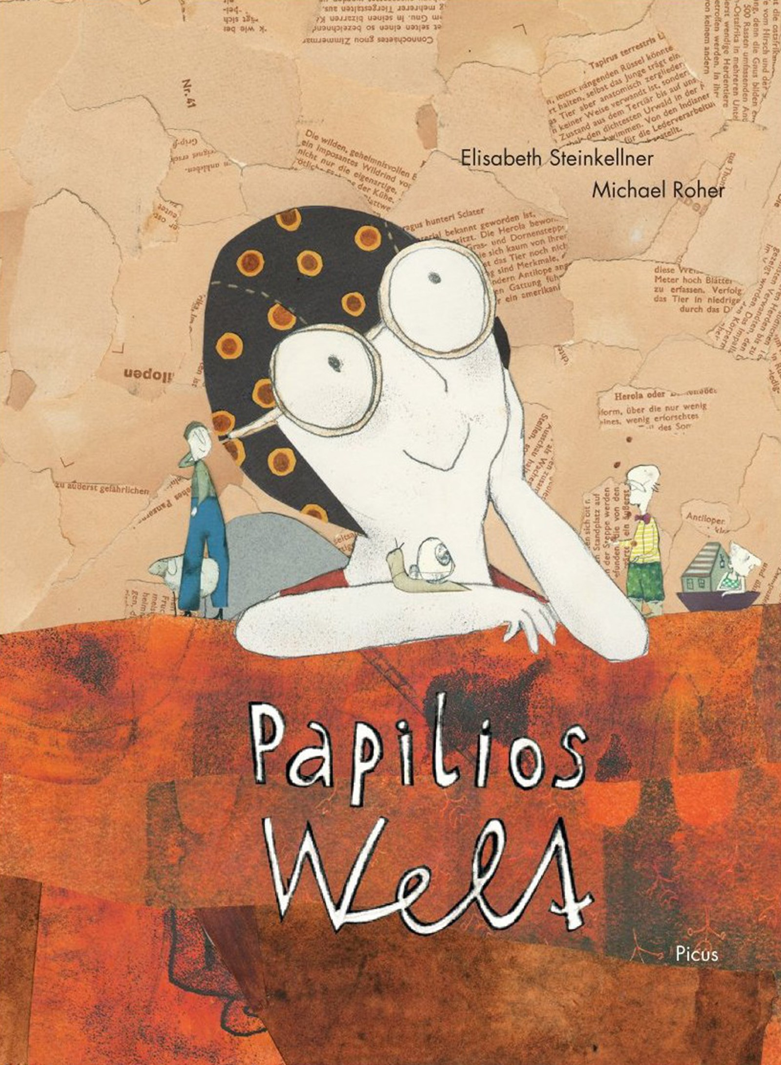 Papilios Welt Book Cover