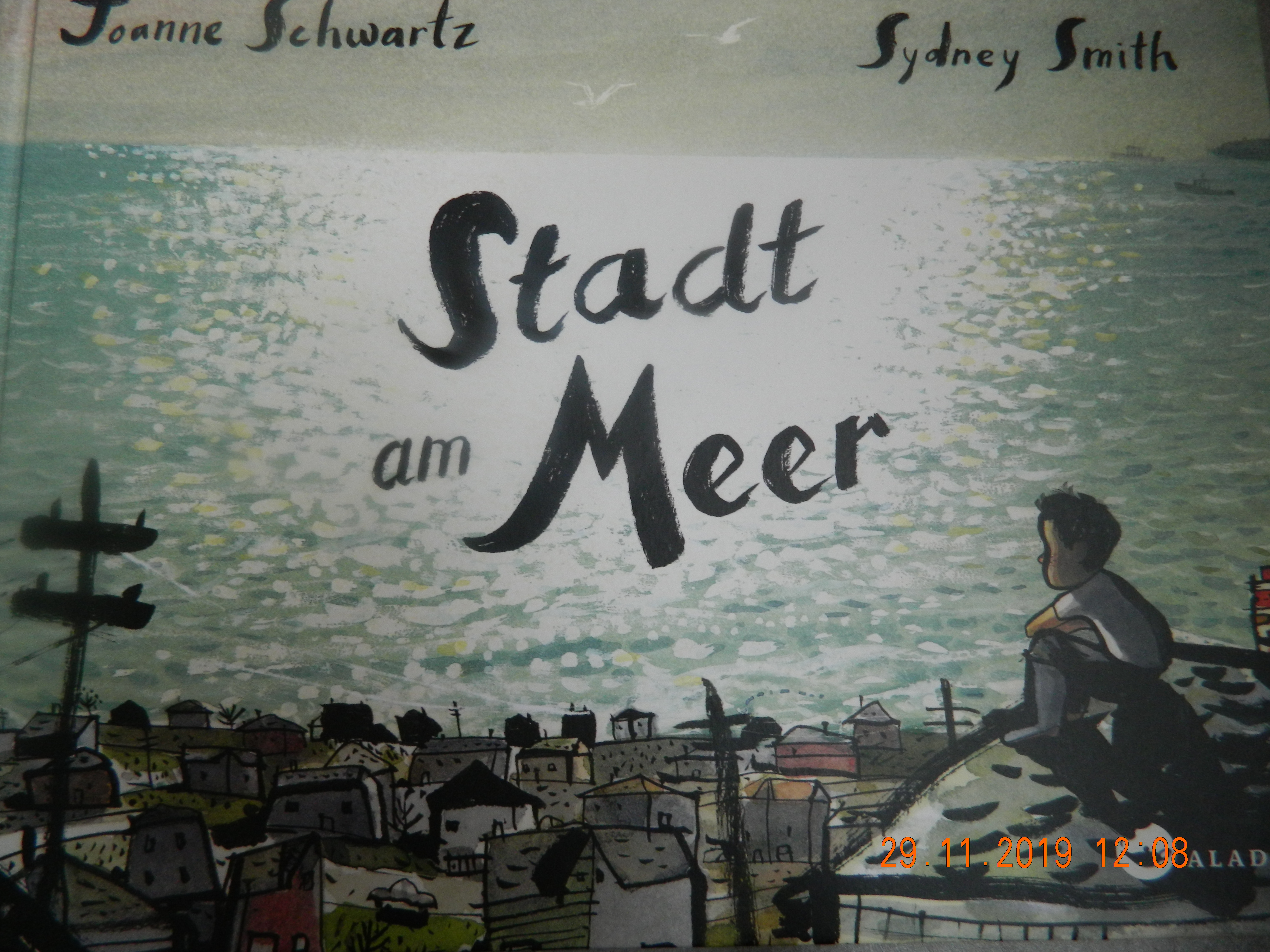 Stadt am Meer Book Cover