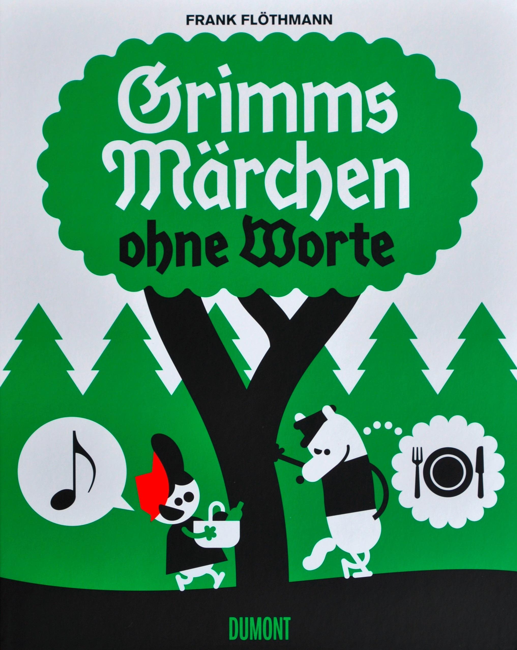 Grimms Märchen ohne Worte Book Cover