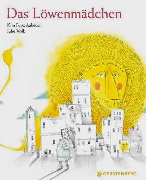 Das Löwenmädchen Book Cover