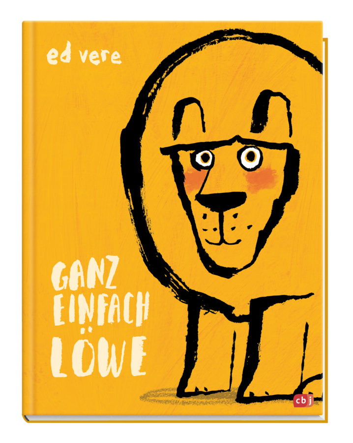 Ganz einfach Löwe Book Cover
