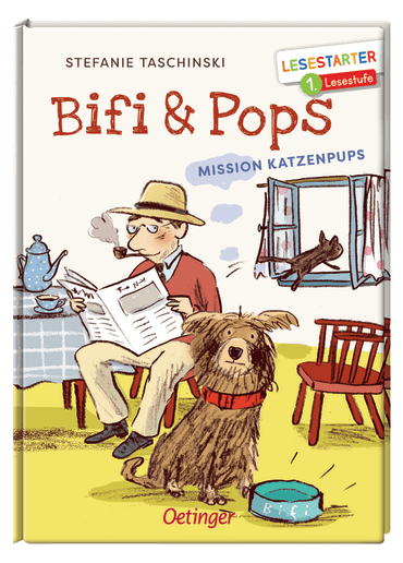 Bifi und Pops - Mission Katzenpups Book Cover