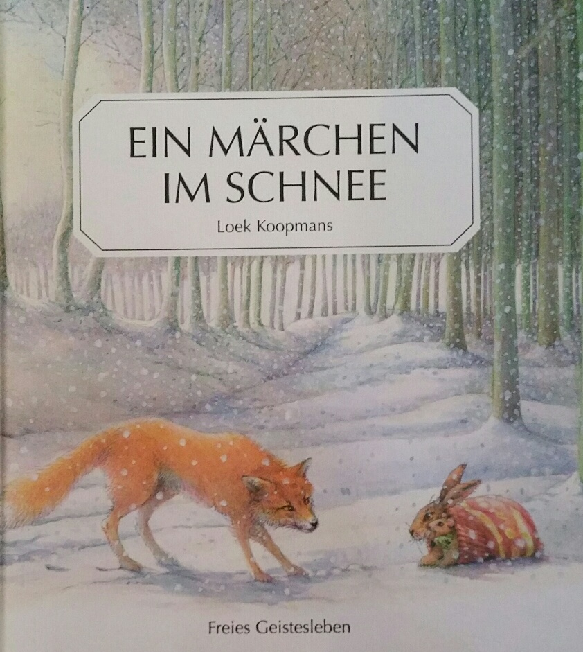 Ein Märchen im Schnee Book Cover