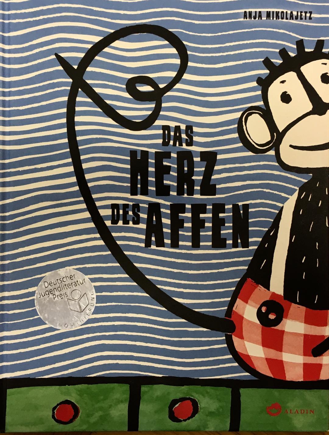 Das Herz des Affen Book Cover