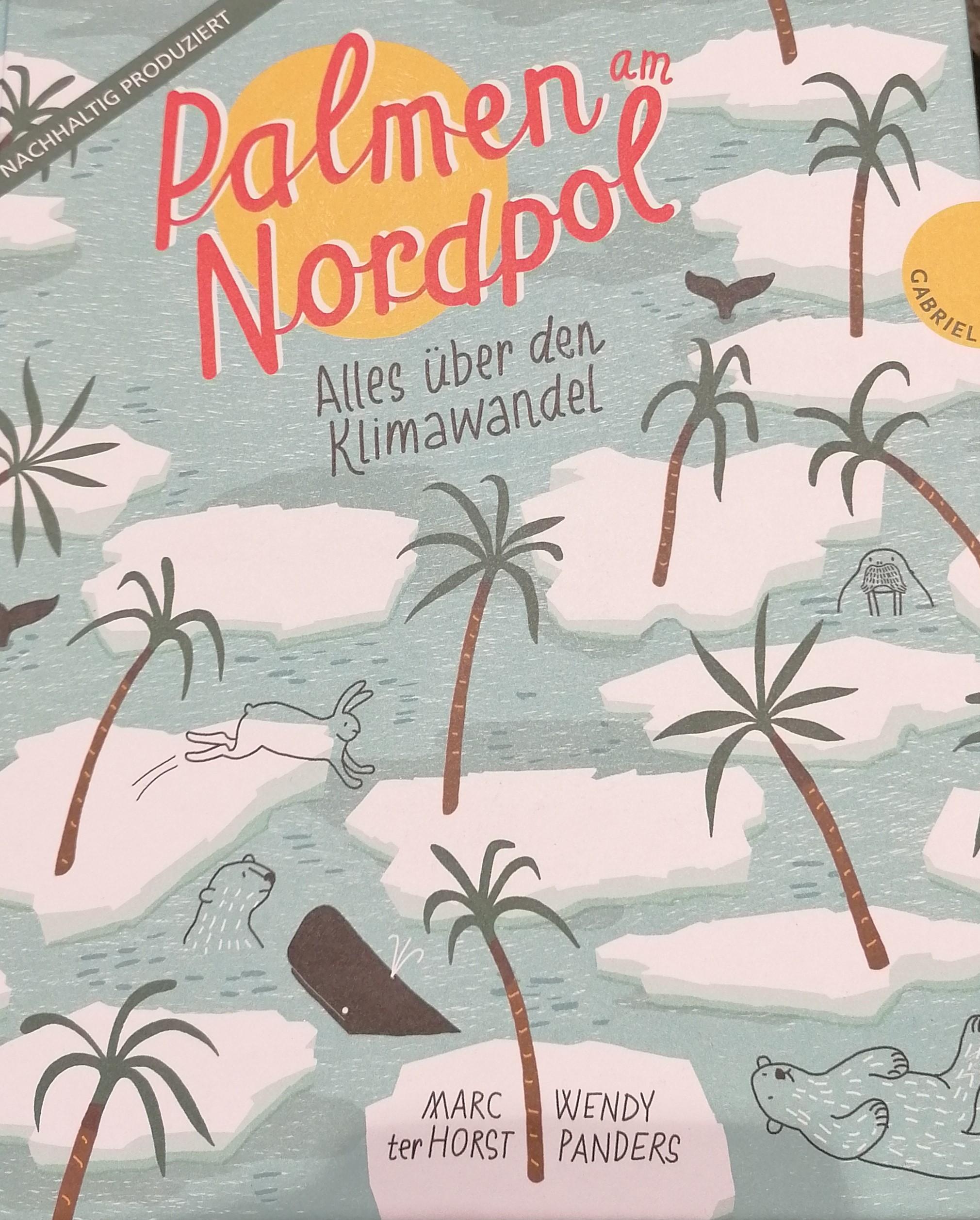 Palmen am Nordpol Book Cover