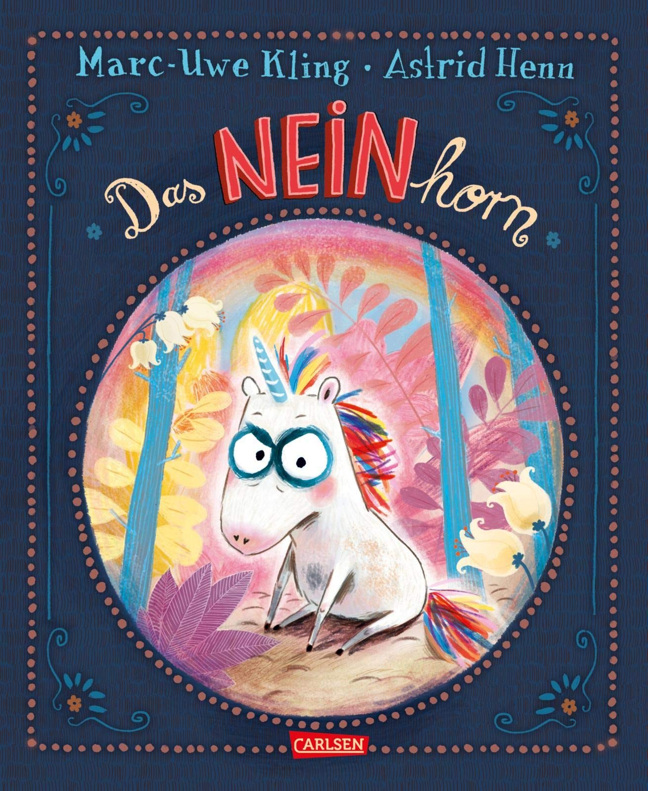Das NEINhorn Book Cover