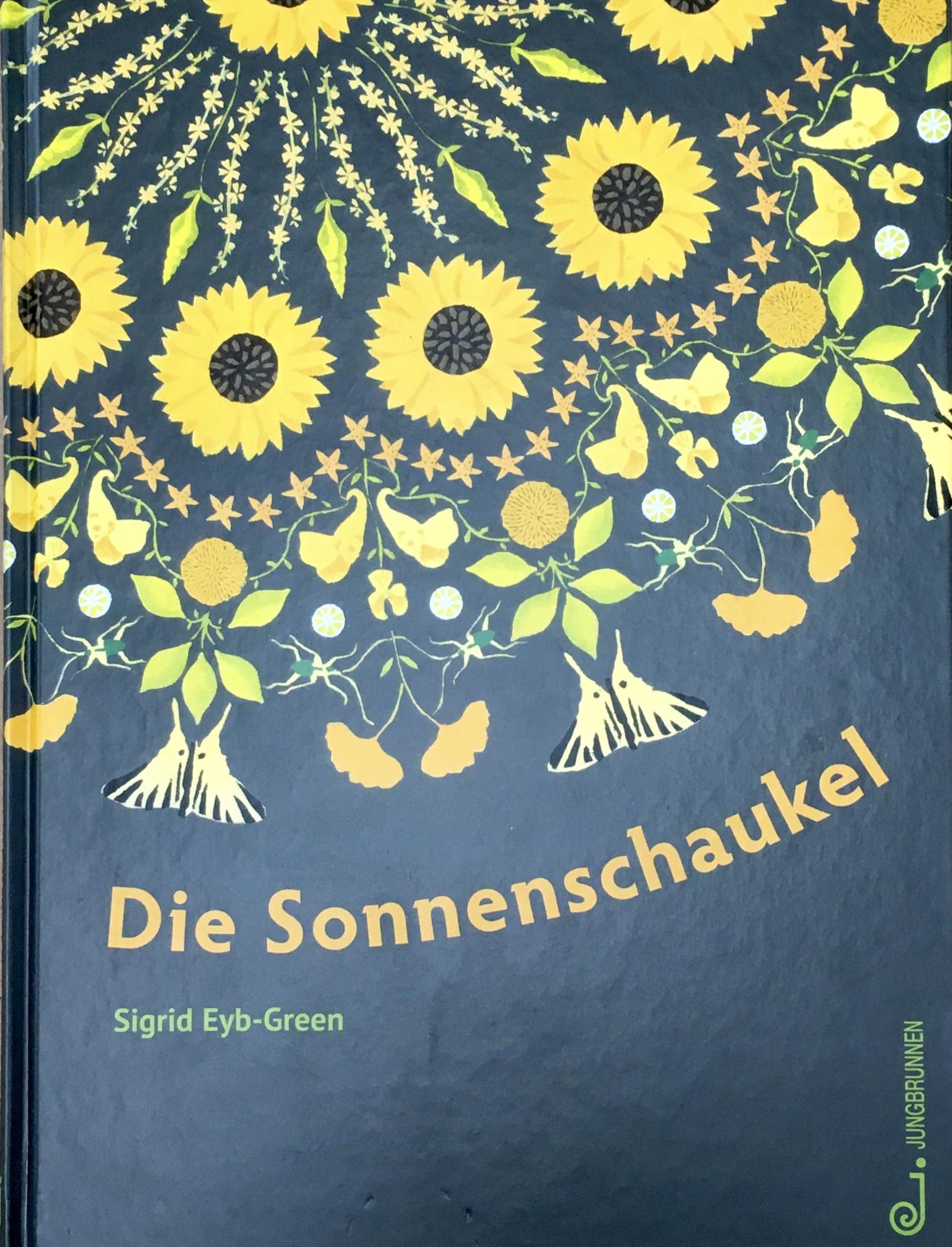 Die Sonnenschaukel Book Cover