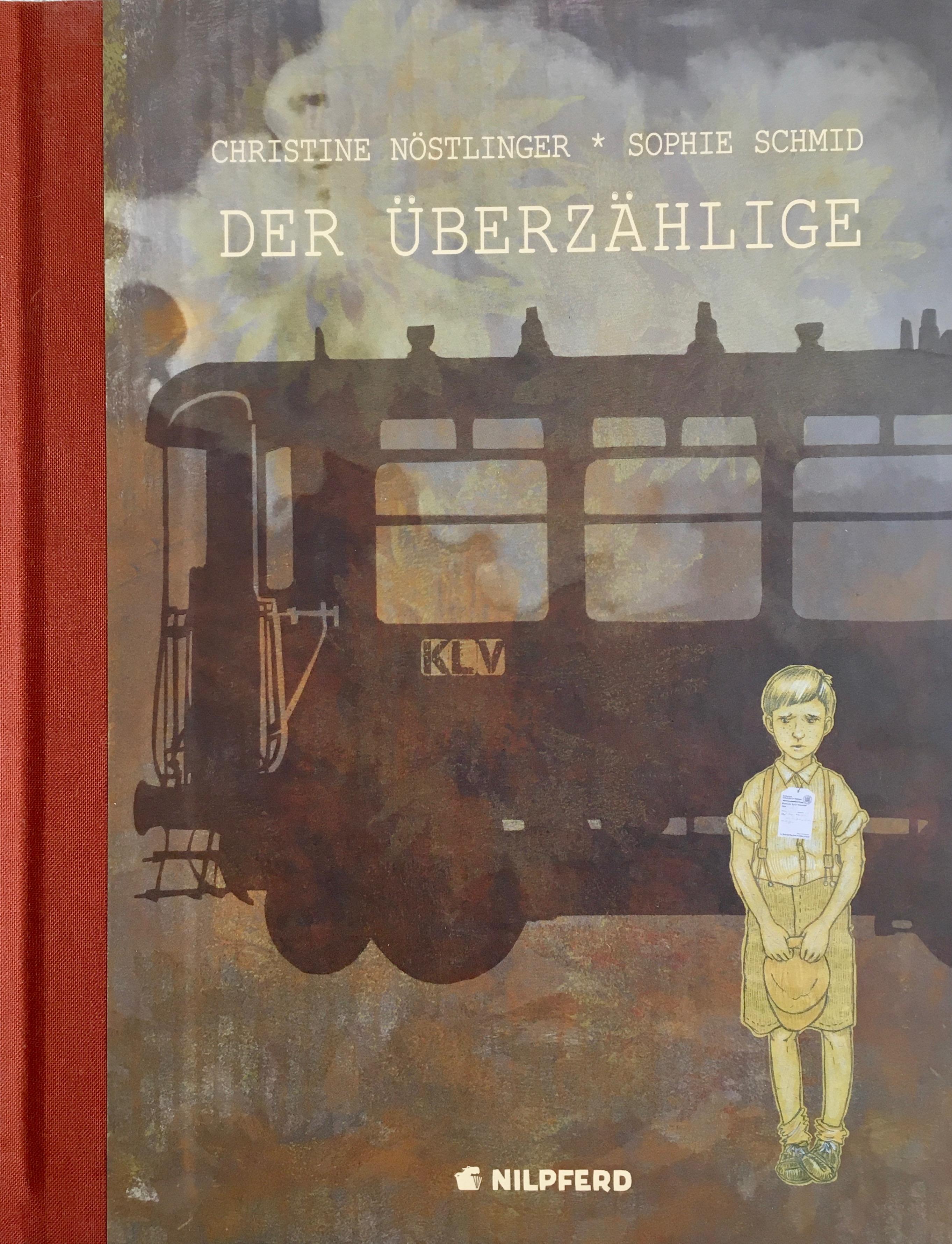 Der Überzählige Book Cover