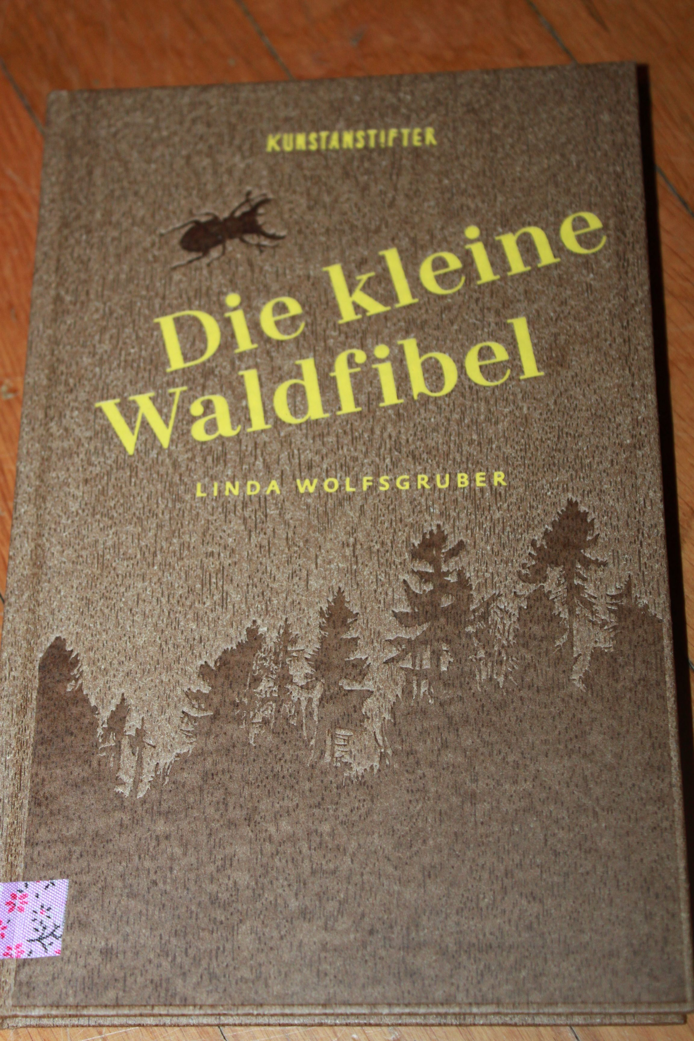 Die kleine Waldfibel Book Cover