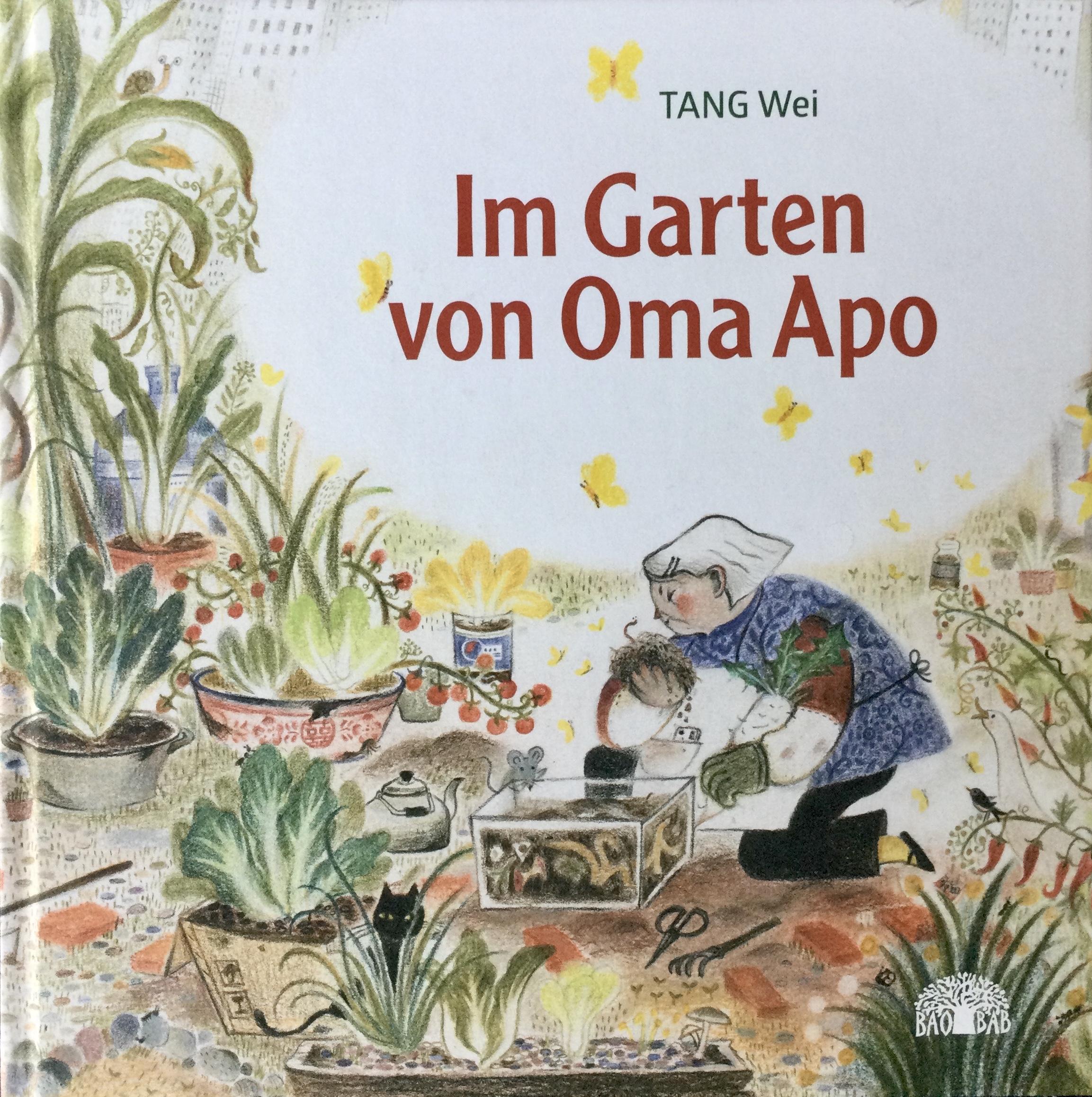 Im Garten von Oma Apo Book Cover