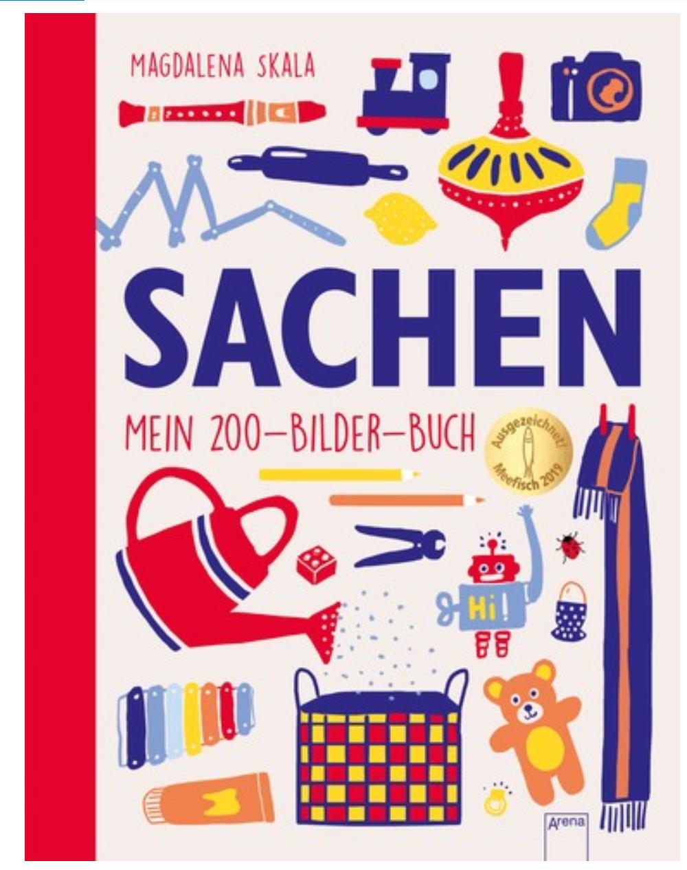 SACHEN Mein 200-Bilder-Buch Book Cover