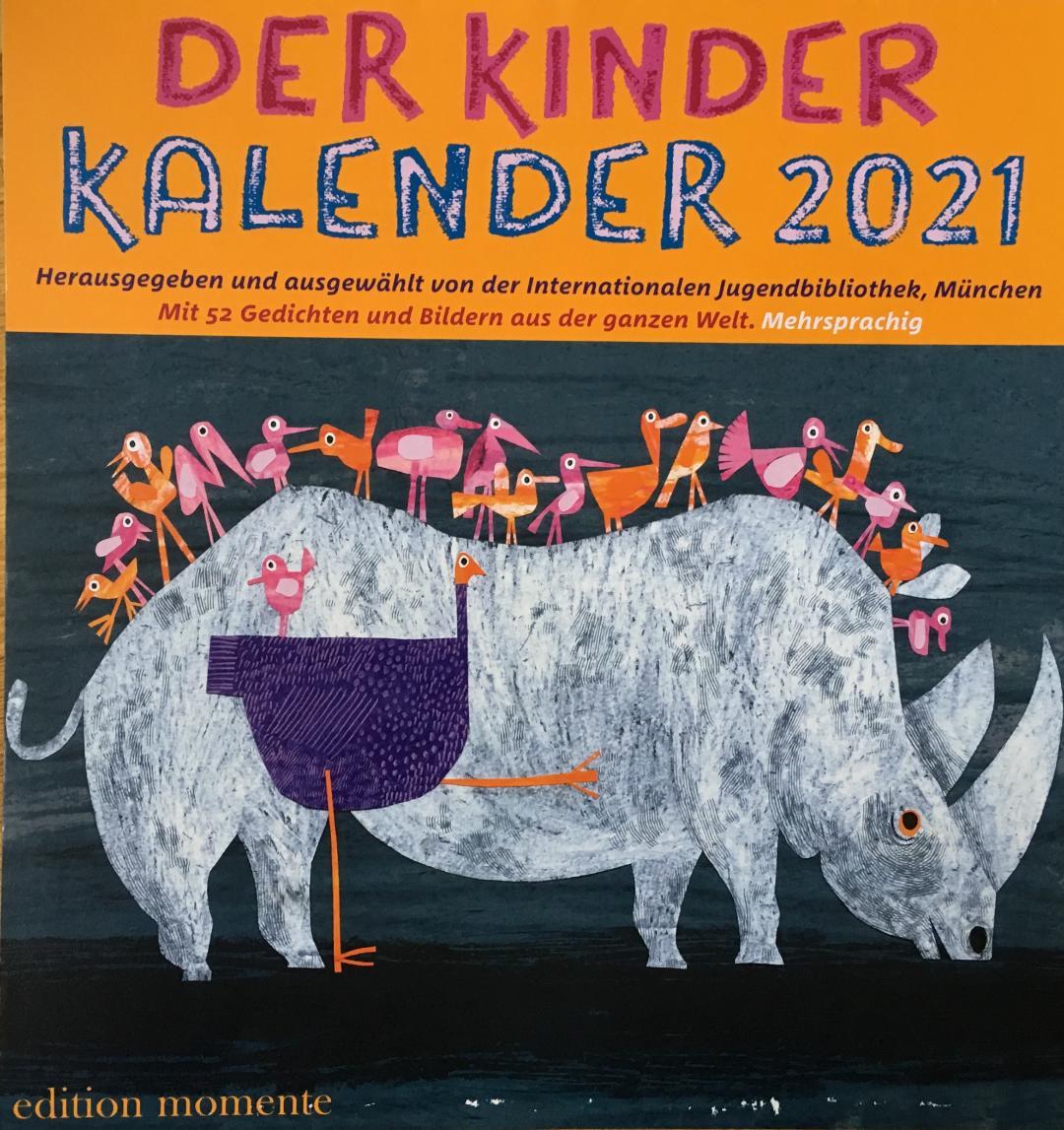 Der KinderKalender Book Cover