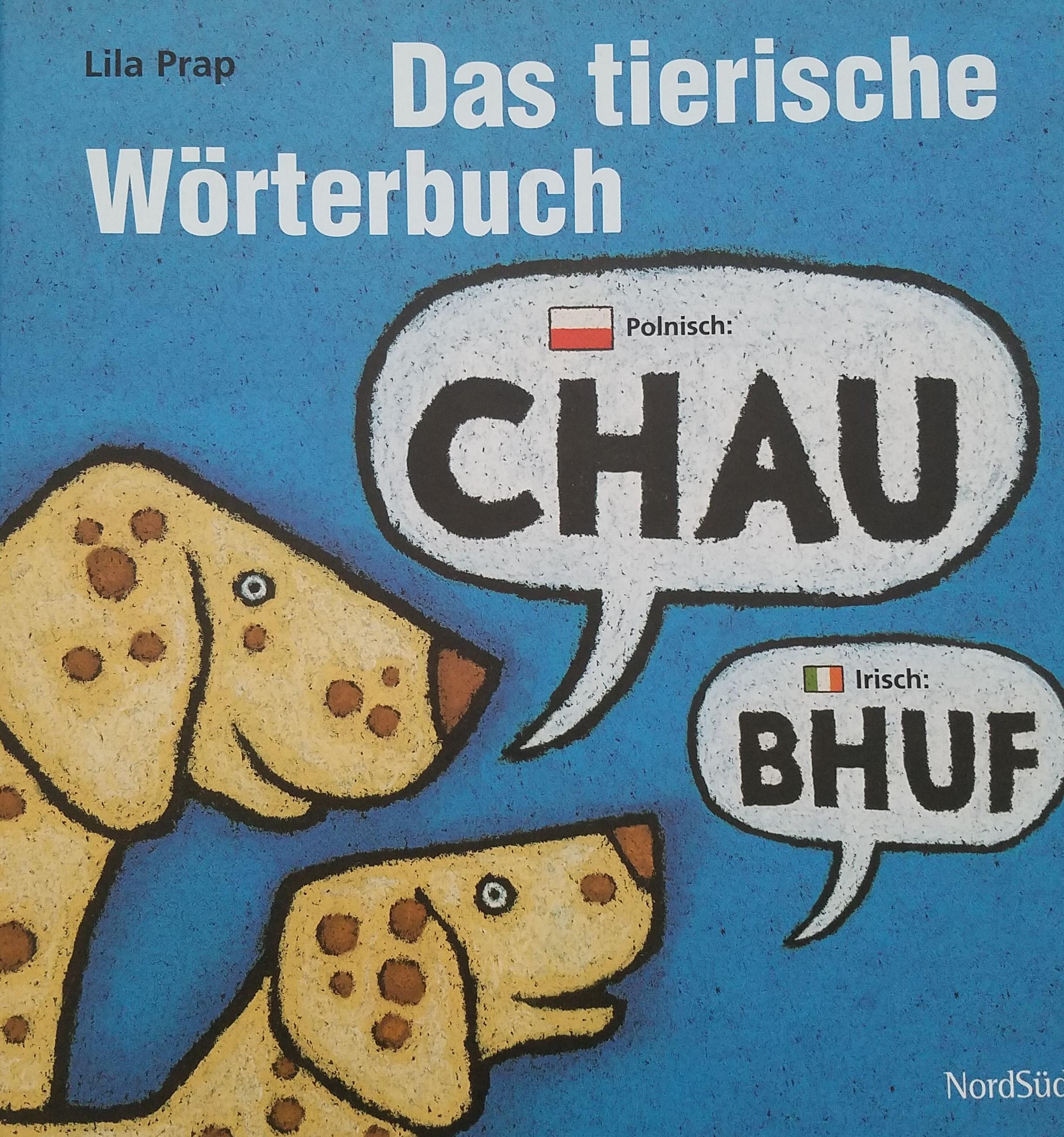 Das tierische Wörterbuch Book Cover