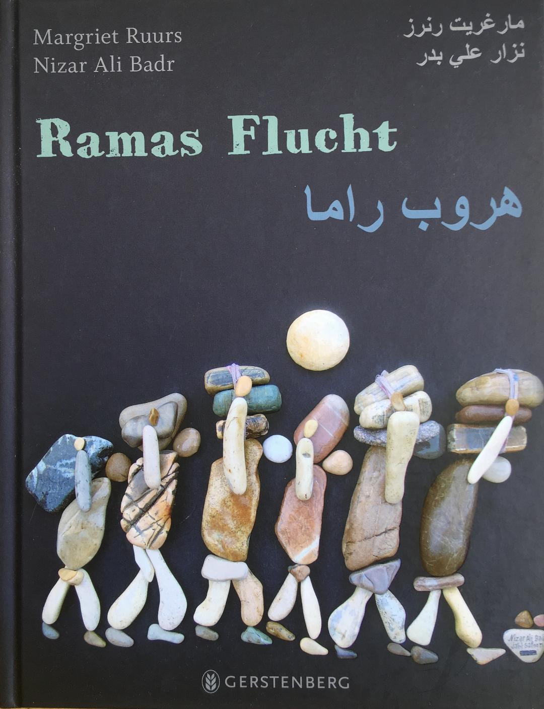 Ramas Flucht Book Cover