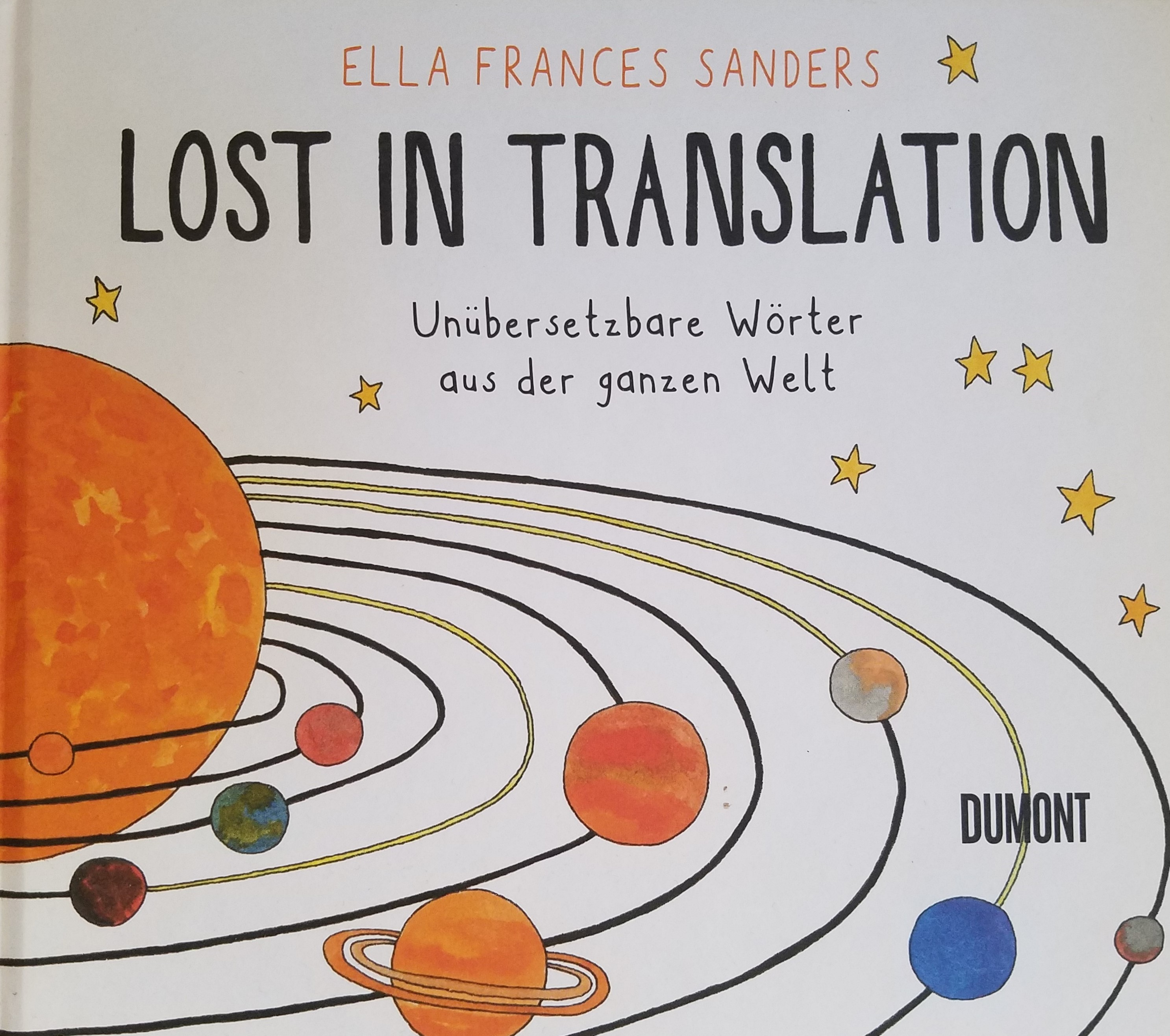 Lost in translation Book Cover