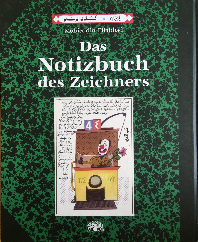Das Notizbuch des Zeichners Book Cover