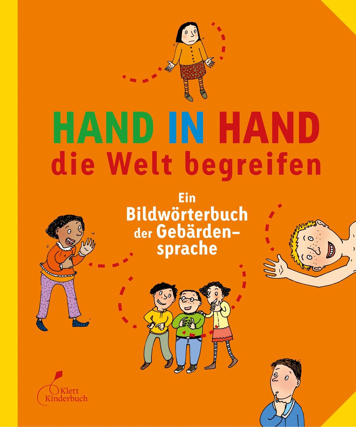 HAND IN HAND die Welt begreifen Book Cover