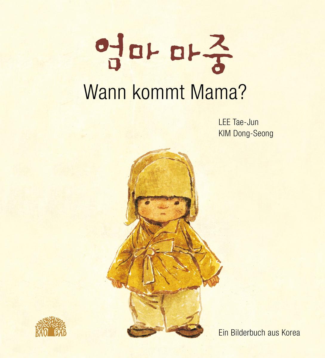 Wann kommt Mama? Book Cover