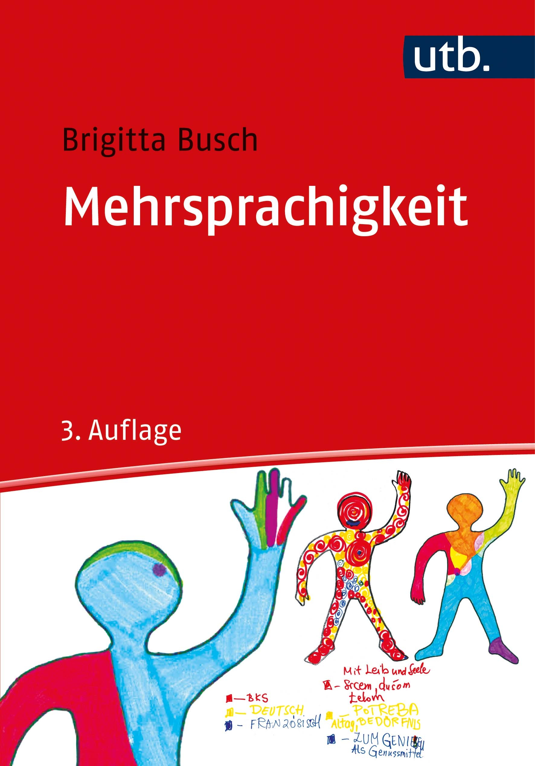 Mehrsprachigkeit Book Cover