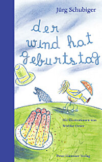 Der Wind hat Geburtstag Book Cover